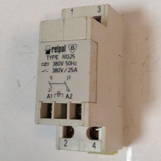 RG25 реле електромагнітні