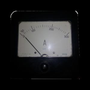 Э309 300А амперметр