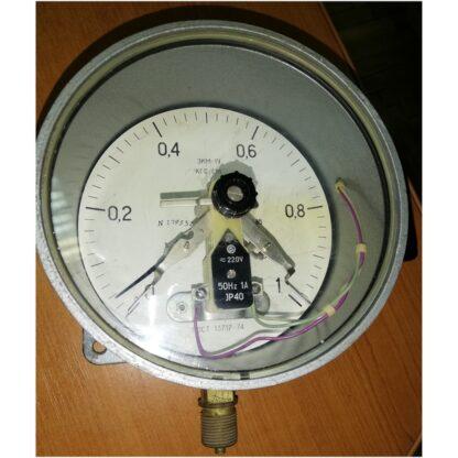 Манометр электроконтактный ЭКМ-1У 0-1 кгс/см2