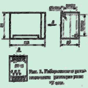 Габариты реле ЕЛ-10