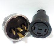ИЭ 9901А-I 380В 10А 50ГЦ соединитель кабельный, разъем