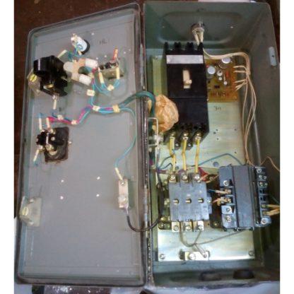 Устройство управления Я5103-3574АУХЛ2 электроприводом установки вентиляционной УВС-16.