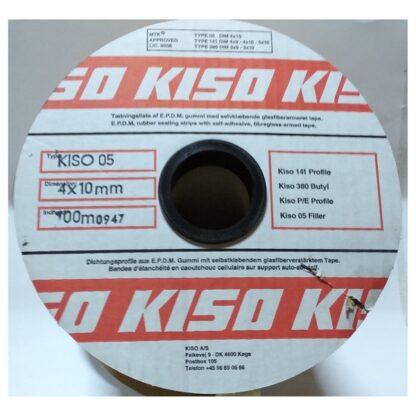 Уплотнитель KISO 05 4x10mm