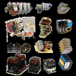 Контакторы и пускатели магнитные