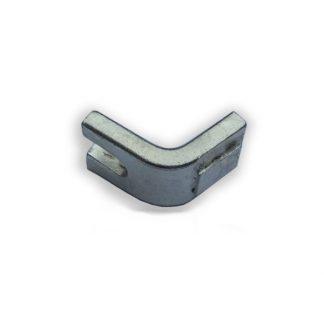 КТ контакт нерухомий з срібною напайкою до контактора