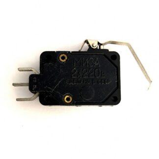 МИ3А микропереключатель 2А 220В