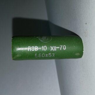 Резистор ПЭВ-10 560 Ом