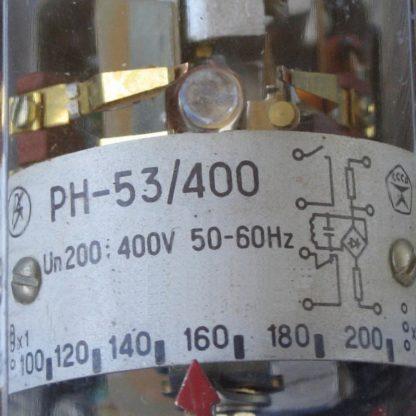 Реле максимального напряжения РН-53/400