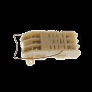 тип 3 – для крепления розетки к панели при помощи винтов с передним присоединением проводников винтами