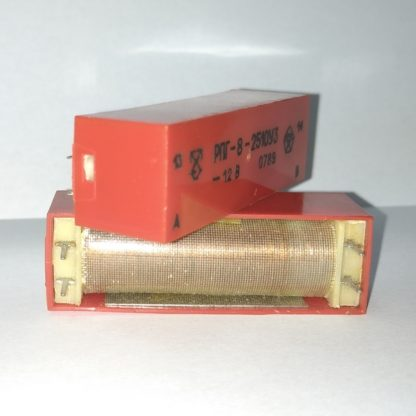 РПГ-8-2510 У3 12В реле промежуточное герконовое