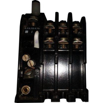 Реле электротепловое серии РТБ-0 0,15-0,3А