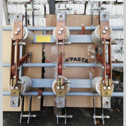 РВНЗ-2-10/630-У3 разъединитель высоковольтный внутренней установки типа РВЗ-2-10/630