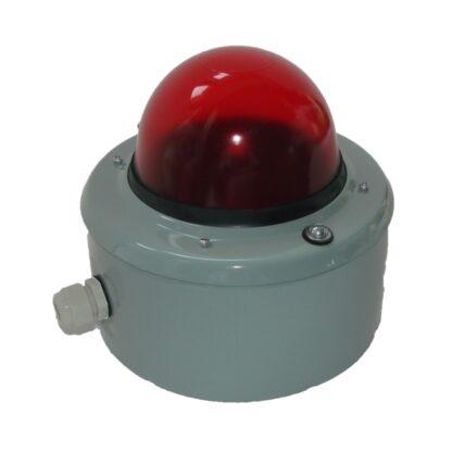 Светофор сигнальный СС-56 красный