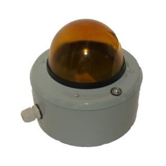 Светофор сигнальный СС-56 оранжевый