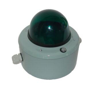 Светофор сигнальный СС-56 зеленый
