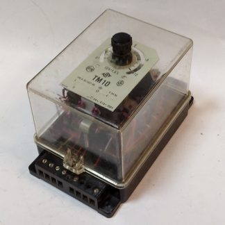 Реле TM10 0-12h 220 V AC 50Hz TPE 6-35-1337-65