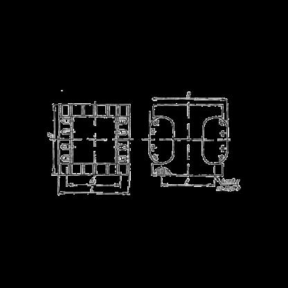 ТР396-115-400 габариты трансформатора