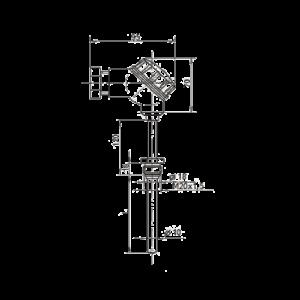 ТХК-2088 ХК(L)121 (-40+600)C схема термопары