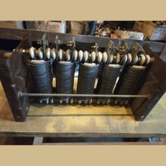 Блок резисторов ЯС-4 У3 каталожный номер №150707